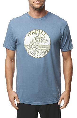 (O'Neill Men's Heritage Short Sleeve Tee Shirt)