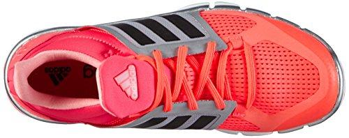 adidas Adipure 360.3 W - Zapatillas de Cross Training Para Mujer, Color Rosa/Naranja/Plata/Gris
