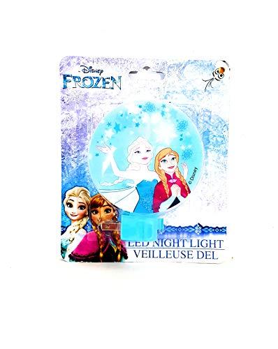 Led Night Light Disney Frozen Theme