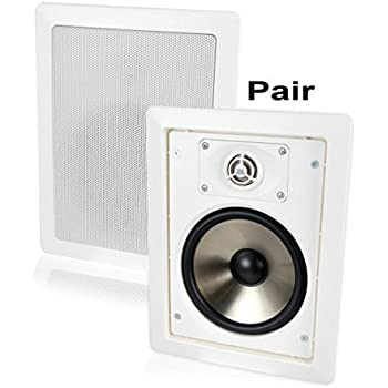 Amazon Com Micca M 8s 8 Inch 2 Way In Wall Speaker With