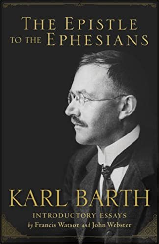 Image result for karl barth the epistle to the ephesians