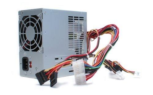 Genuine 250 Watt - 300 Watt XW600 XW601 Replacement Power Supply Power Brick PSU, For Dell Vostro 200, 201, 400, 220, Inspiron 530, 531,541, 518, 519, 537, 545, 546, 540, 560, 570, & 580 Mini Tower (M
