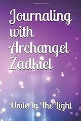 Journaling with Archangel Zadkiel Paperback