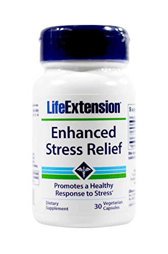 Cheap Life Extension Enhanced Stress Relief, 30 Veg Caps (Pack of 2)