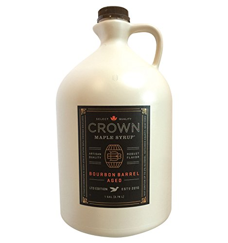 Crown Maple Organic Bourbon Barrell