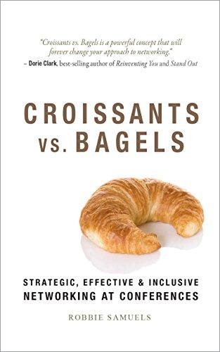 Croissants Vs Bagel by Robbie Samuels ebook deal