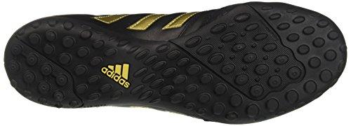 adidas Gloro 16.2 Tf, Botas de Fútbol para Hombre Negro (Negbas / Dormet / Negbas)