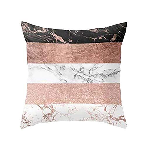 Shallnne Geometric Cushion Cushions for Sofa Seat Cushions Dining Room Chairs Floor Cushions Chair Cushion Geometric,White,45x45cm
