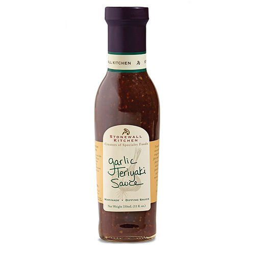 Stonewall Kitchen Garlic Teriyaki Sauce, 11 Ounces