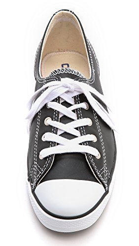 Converse - CT Fancy OX Leather - 544853C - Couleur: Noir - Pointure: 36.0