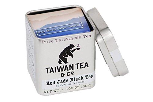 Taiwan Sun Moon Lake Red Jade Black Tea