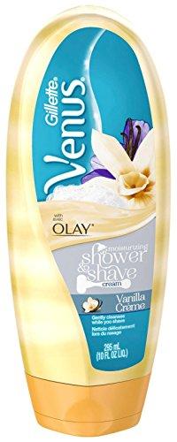 venus-gillette-with-olay-moisturizing-shower-shave-cream-vanilla-creme-10-fl-oz-066-pound