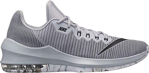 NIKE Men's Air Max Infuriate 2 Low Basketball Shoes (9.5, - Air Men Shoes Basketball Nike