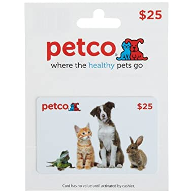 Petco Gift Card $25