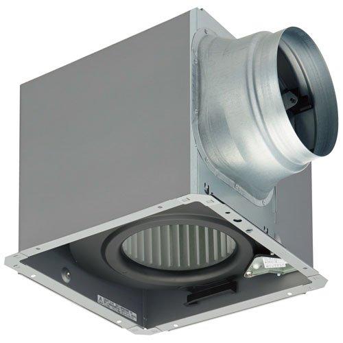 東芝キャリア ダクト用 換気扇 耐湿形 鋼板 18cm DVF-XT18Y B01J9N9XDI