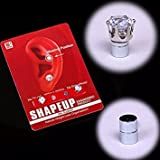 Product review for Msmask 1pairs Magnetic Slim Ear stickers Earrings Weight loss Wearing Slimming