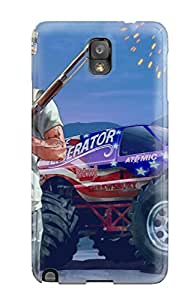 New Style For Galaxy Note 3 Protector Case Grand Theft Auto V Phone Cover 6674022K39299782