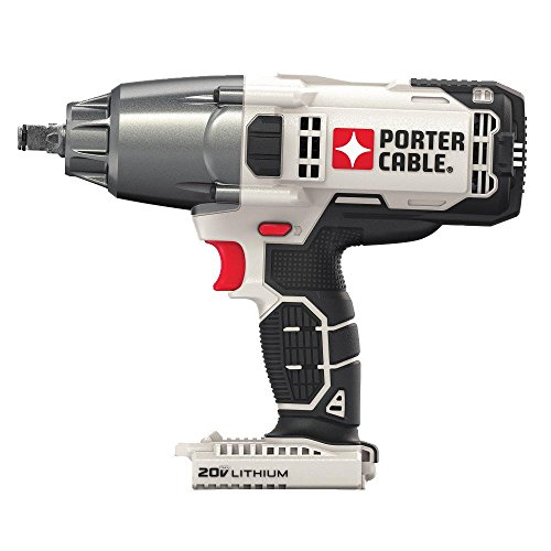 "PORTER-CABLE PCC740B 1/2"" Cordless Impact Wrench, Baretool"