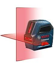 Bosch Self-Leveling Cross-Line Red-Beam Laser Level GLL 55