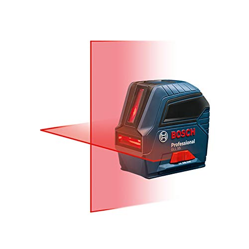 Bosch Self-Leveling Cross-Line Red-Beam