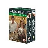 WILD AT HEART - SERIES 1 TO 4 [Region 2]