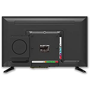 "Sceptre E325BD-SR 32"" Class - HD, LED TV - 720p, 60Hz with Built-in DVD Player"