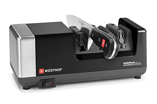 Wusthof Black 3-stage Chef's Choice PEtec Electric Knife Sharpener