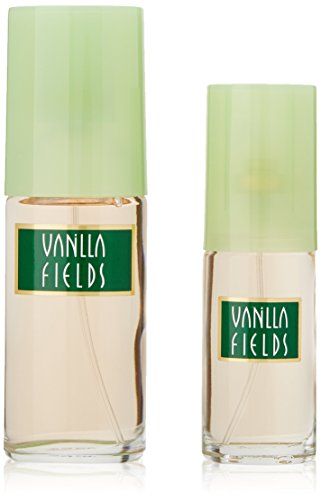 Vanilla Fields by Coty 2-piece Gift Set (Cologne Spray 2.0 oz. and Cologne Spray 1.0 oz.) (Set 2 Piece Cologne)