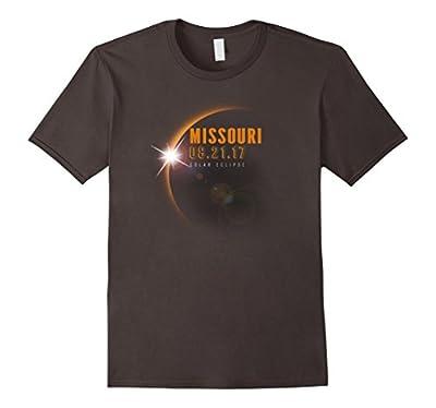 Missouri Total Solar Eclipse 2017 TShirt