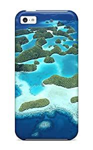 3130862K57629164 New Style Tpu 5c Protective Case Cover/ Iphone Case - Island Earth