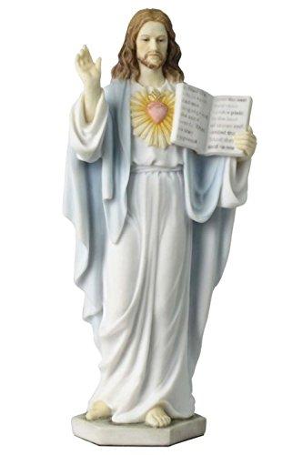 Veronese (ヴェロネーゼ) ジーザスの聖心 旧約聖書 キリスト教 カラー 置物 フィギュア B077BYTHDS