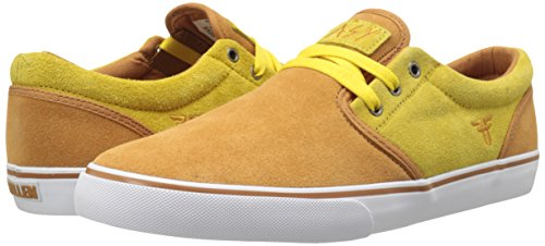 Jaune Easy Skateboard Men's Shoe The Fallen qwCp1n7xv