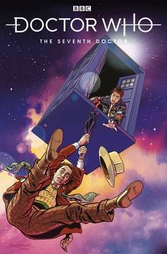 DOCTOR WHO 7TH #2 (OF 4) CVR A JONES TITAN COMICS 7/4/2018