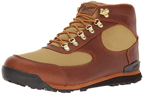 Danner Men's Jag Brown/Khaki Hiking Boot, 10 D - Hiking Khakis