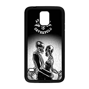 QQQO Creative Skeleton Pattern Fahionable And Popular Back Case Cover For Samsung Galaxy S5 Kimberly Kurzendoerfer