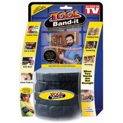 Tool Band-It Magnetic Arm Band - Black by Milen