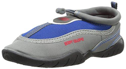 Body Glove Riptide III Water Shoe (Little Kid/Big Kid),Blue/Red,2 M US Little Kid