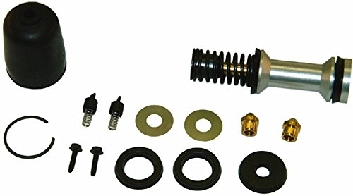 (ACDelco 18G1183 Professional Brake Master Cylinder Repair Kit with Boot, Seals, Washers, Caps, and Piston)