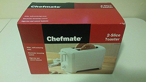 Chefmate 2-slice Toaster