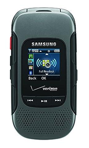 Samsung Convoy 3 Non-Camera, Gray (Verizon Wireless) (Verizon Camera Phones)