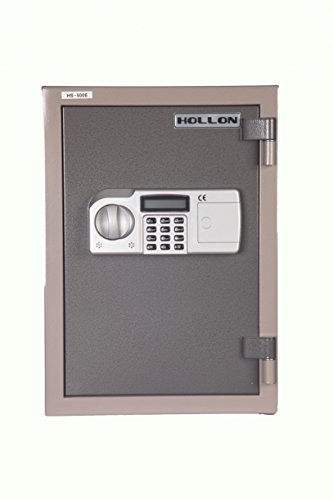 Hollon HS-500E 2 Hour Fire Proof Electronic Home Safe