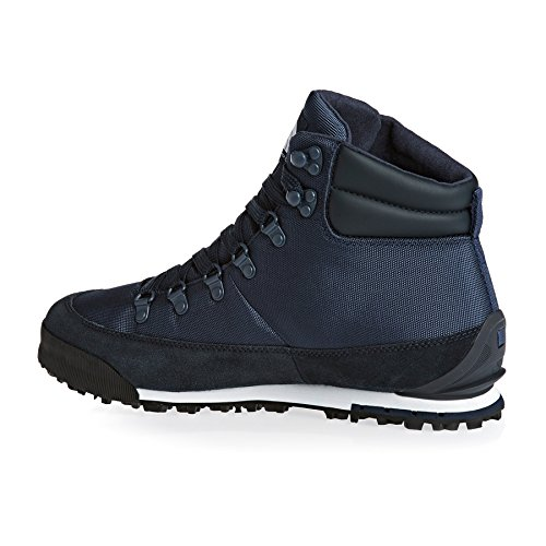 The North Face Men's M Back-2-Berkeley Nl Low Rise Hiking Boots, Black Blue (Urban Navy/Tnf White M6s)
