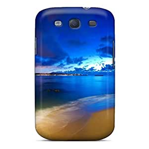 Top Quality Rugged Festival Of Lights Cloak Of Night Cases Covers For Galaxy S3