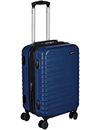 Hardside Spinner Luggage - 20-Inch, Navy Blue