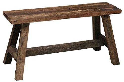LioLiving®, Bank aus recyceltem Massivholz (#400157)