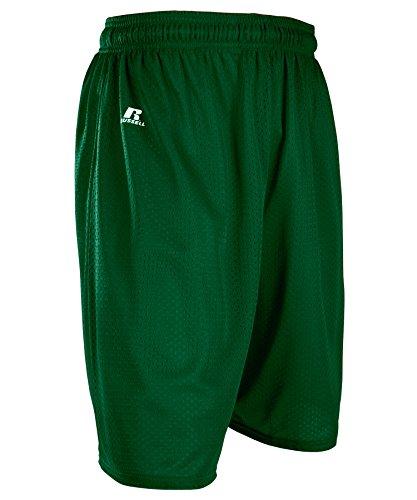 russell-athletic-mens-9-inch-mesh-short-dark-green-xx-large