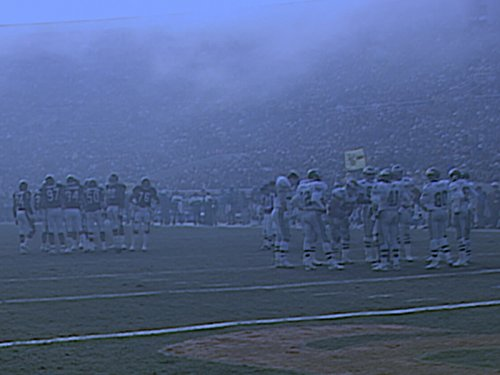 The Timeline - The Fog Bowl ()