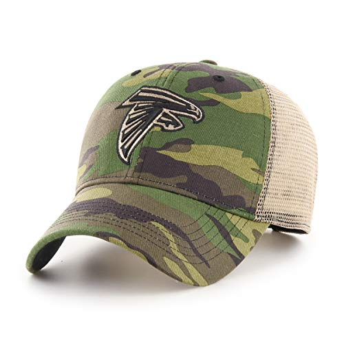 Atlanta Falcons Camouflage Caps. OTS NFL Atlanta Falcons Male Nameplate All-Star  Adjustable Hat 79a485916348