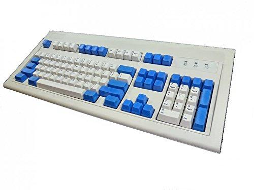 Unicomp Buckling Spring ANSI Color Key Sets - Blue