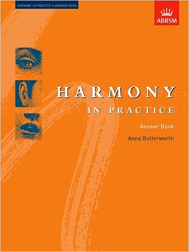harmony in practice answer book anna butterworth 9781854729927